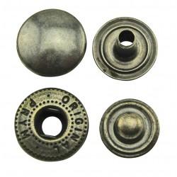 2510 Neppari 10,5 mm Nikkeli 10 kpl