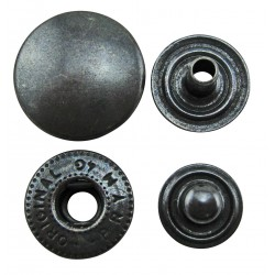 2511 Neppari 10,5 mm Black-metal 10 kpl