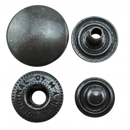 2511 Neppari 10,5 mm Black-metal 10 kpl
