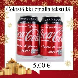 Kaiverrus Cokis-tölkkiin 330 ml