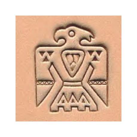 4126 Punsseli 3D Intiaanikotka 8319