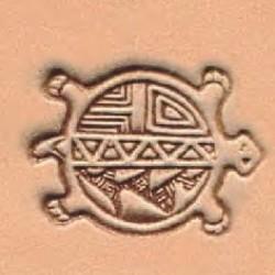 4137 Punsseli 3D Kilpikonna 8455