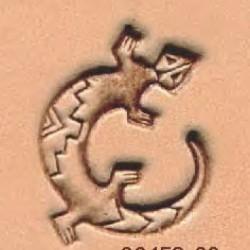 4138 Punsseli 3D Sisilisko 8453